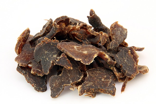 biltong: Food you must try in South Africa