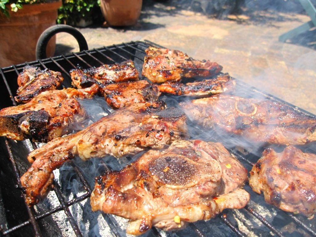 braai: food to try in South Africa