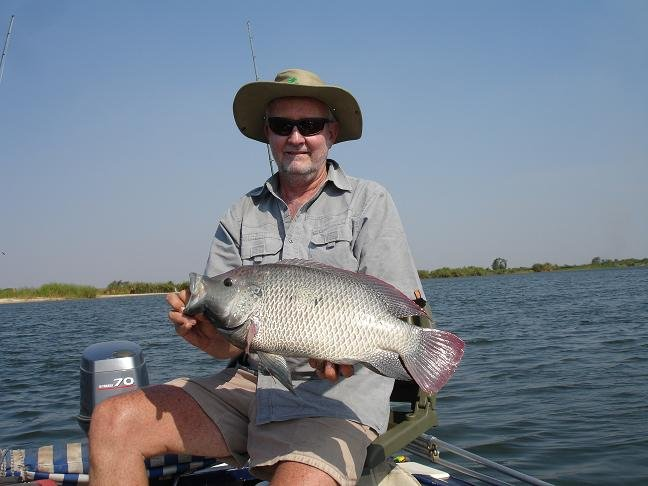 Kariba fishing