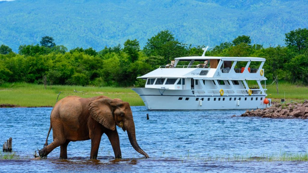 lake-kariba-house-boats-1024x576 10+ Incredible Places to visit and Things to do in Zimbabwe