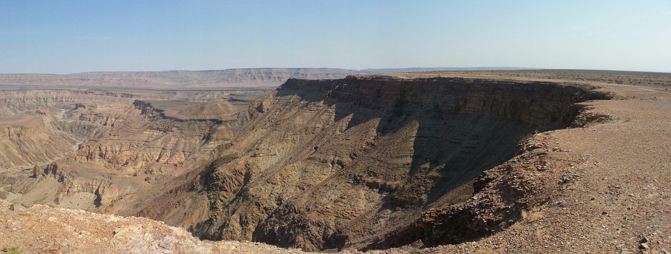 second largest canyon in the world