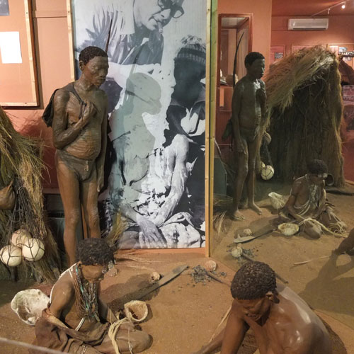 museum-san 25 Incredible Places and Things to Do in Namibia and to see