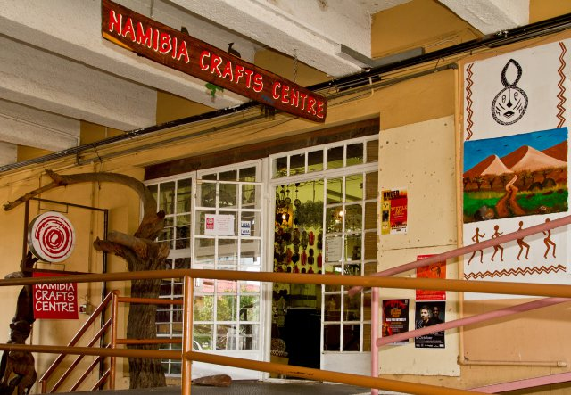 Namibia Crafts Centre