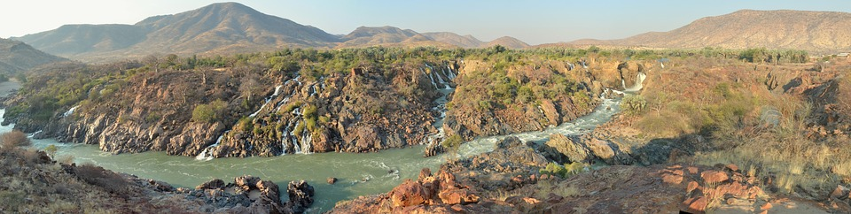 pupa falls Must see and do in Namibia