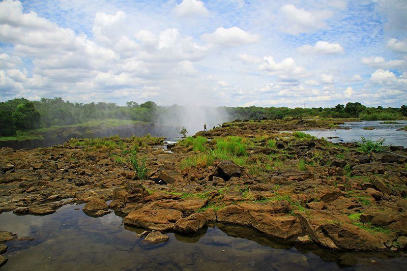 Devil's pool zambia