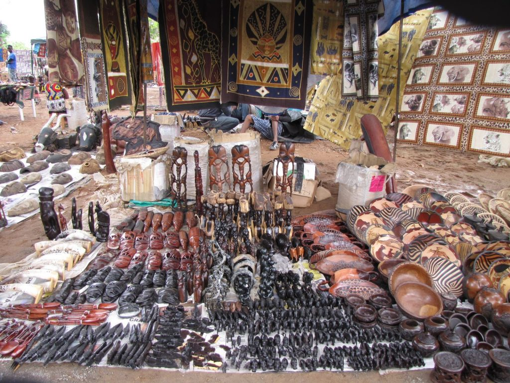 Sunday Crafts Market Lusaka