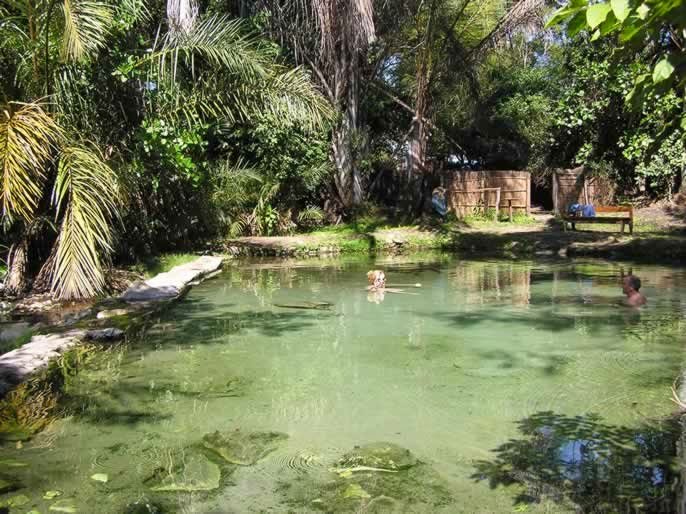 hot-spring 30+ Amazing Places And Things to do In Zambia and things to see