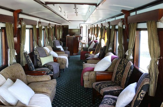 Royal Livingstone express lounge