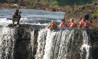 vicfalls_devilspool Zambia Itinerary 30+ Amazing Places And Things to do
