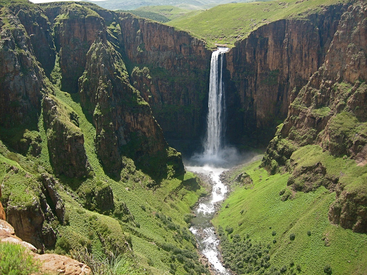 Maletsunyane_Falls_1513882496 15+ Superb Things to do in Lesotho