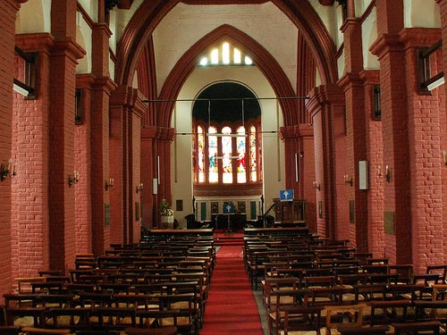 St-Michael-and-All-Angels-Church-inside Ultimate Travel Guide: Places to Visit Malawi