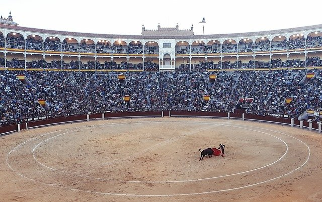 bullfight-406865_640 The Ultimate Spain Itinerary 14 days: The Sun, The Glam, The Munch, The Culture