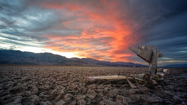 death-valley-4275549_640 Most Scenic Places in California