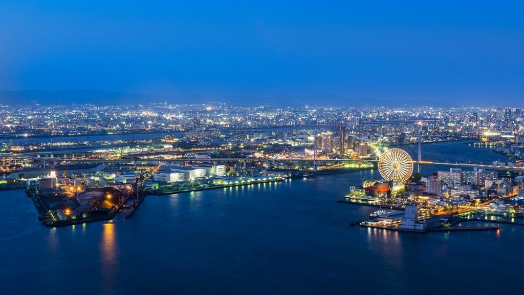 osaka-port-2281899_1280-1024x576 Best Vacation Spots for Couples Over 50