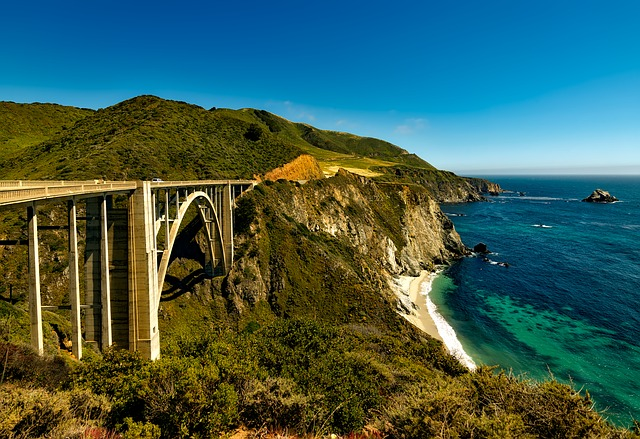 pacific-coast-highway-1597725_640 The Most Scenic Drives in California
