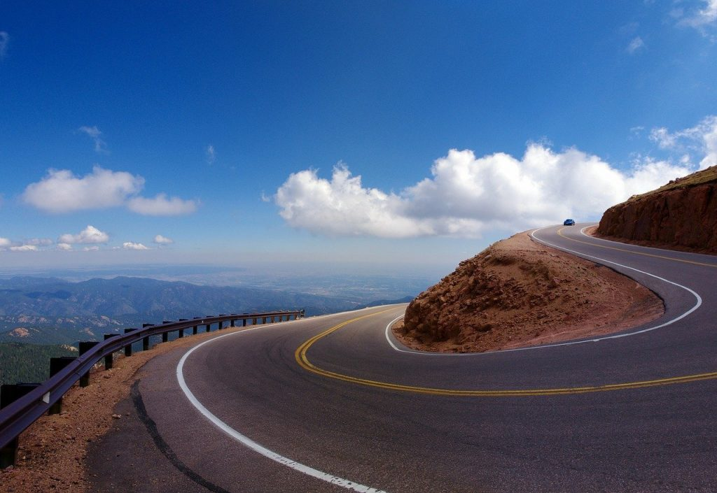 pikes-peak-highway-3799979_1280-1024x705 Most Scenic Drives in Colorado