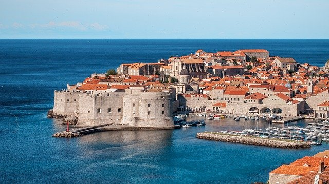 dubrovnik-512798_640 Croatia Five Day Itinerary: 5 Ways to Tackle it
