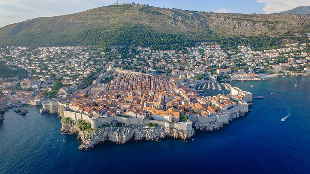 dubrovnik-city-2236067_640 Croatia Five Day Itinerary: 5 Ways to Tackle it