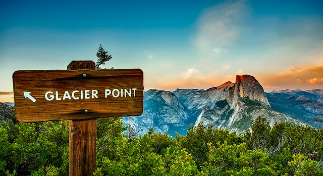 glacier-point-1789695_640 Yosemite Itinerary 2 days: History, Fun Packed Days