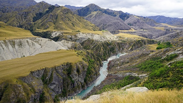 skippers-canyon-2138768_640 New Zealand Honeymoon Itinerary