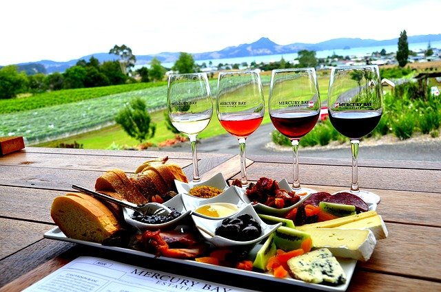 winery-782704_640 New Zealand Honeymoon Itinerary